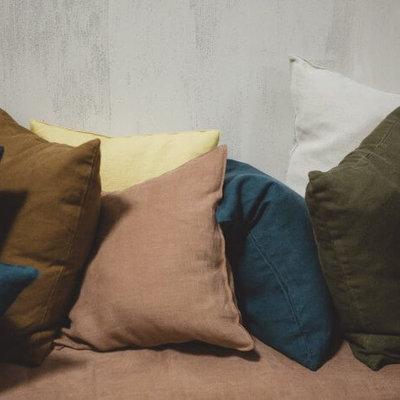 Libeco Hudson Linen Pillow