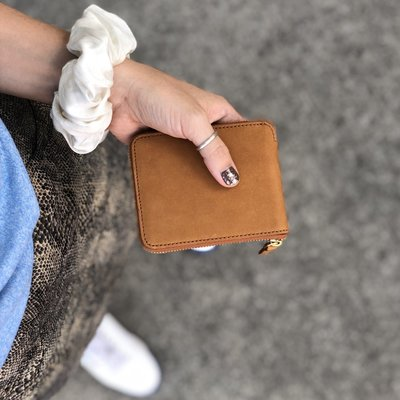 Minor History The Coupe Zip Around Wallet