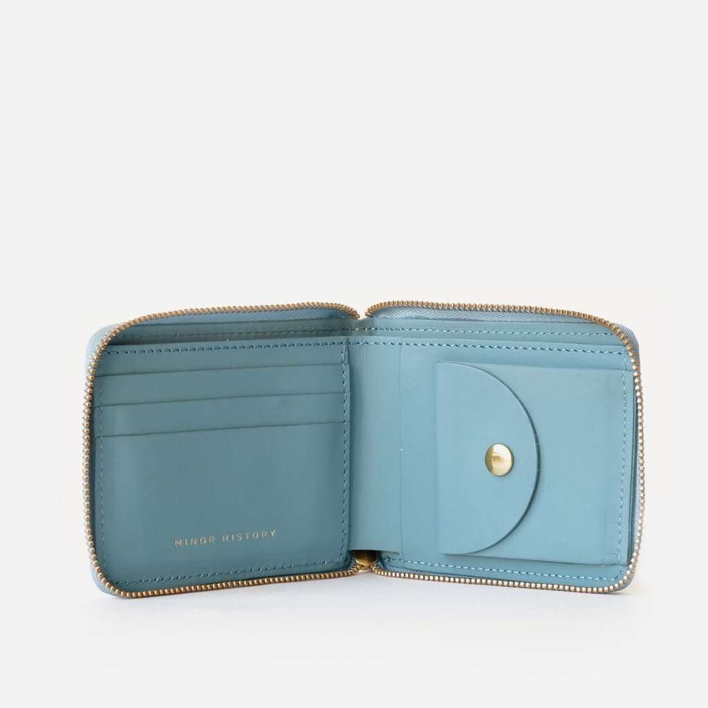 Minor History Minor History The Coupe Zip Around Wallet
