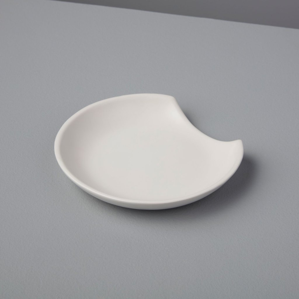 Stoneware Spoon Rest