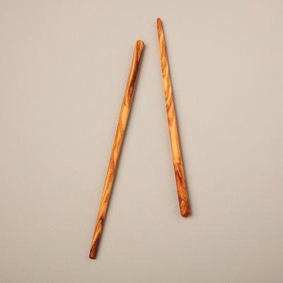 Slate Olive Wood Chopsticks