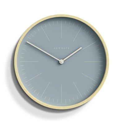 Newgate Mr Clarke Blue Wall Clock