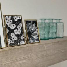 5x7 Brass Photo Frame