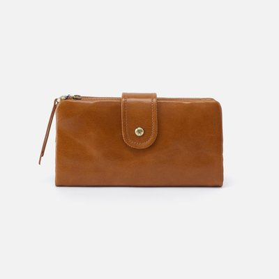 Hobo Charge Continental Wallet