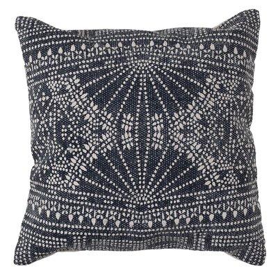 "Indigo Batik 16"" Pillow"
