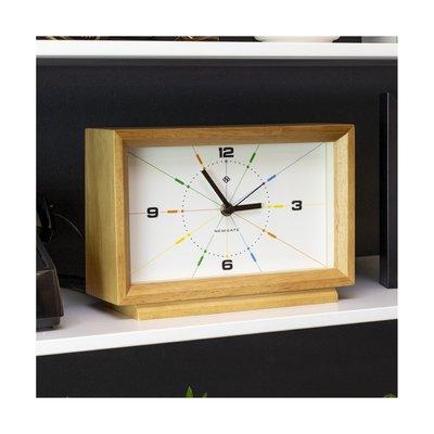 Newgate Modern Wood Mantel Clock