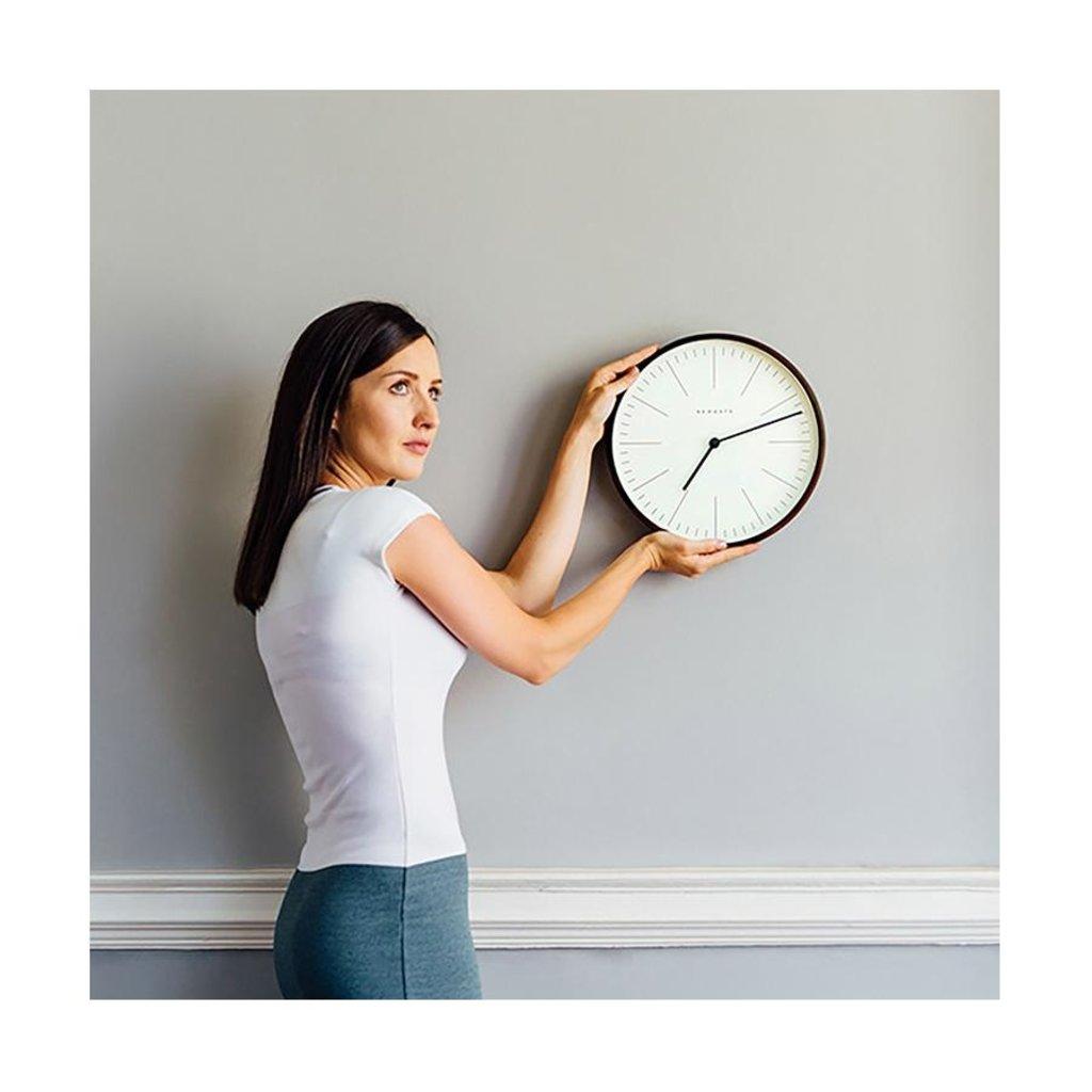 Newgate Newgate Mr. Clarke Small Wall Clock