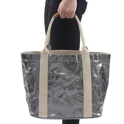 Uashmama Metallic Giulia Bag