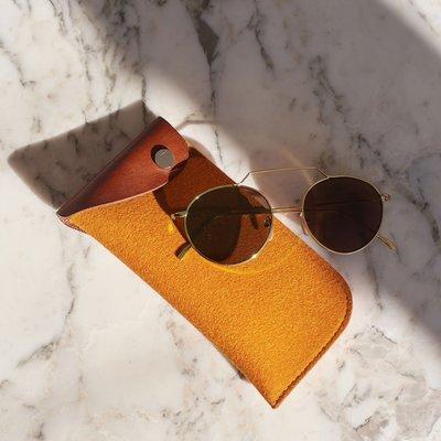 Graf Lantz Snap Closure Eyeglass Sleeve