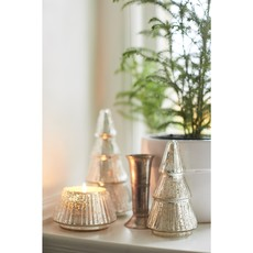 Balsam & Cedar Mercury Tree Candle