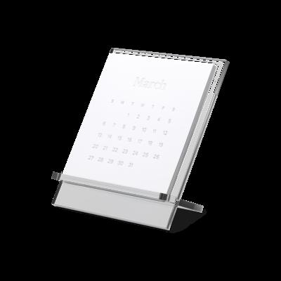 Appointed 2022 Acrylic Desk Calendar
