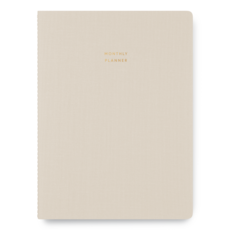 Appointed Appointed Undated Large Monthly Planner