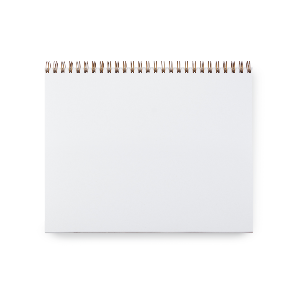 Appointed Appointed Spiral Bound Sketch Pad