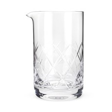 Slate Extra Large Crystal Mixing Glass