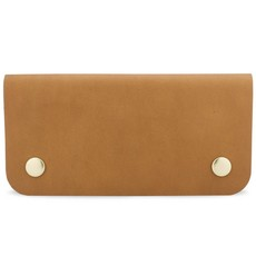 Minor History Leather Accordion Wallet