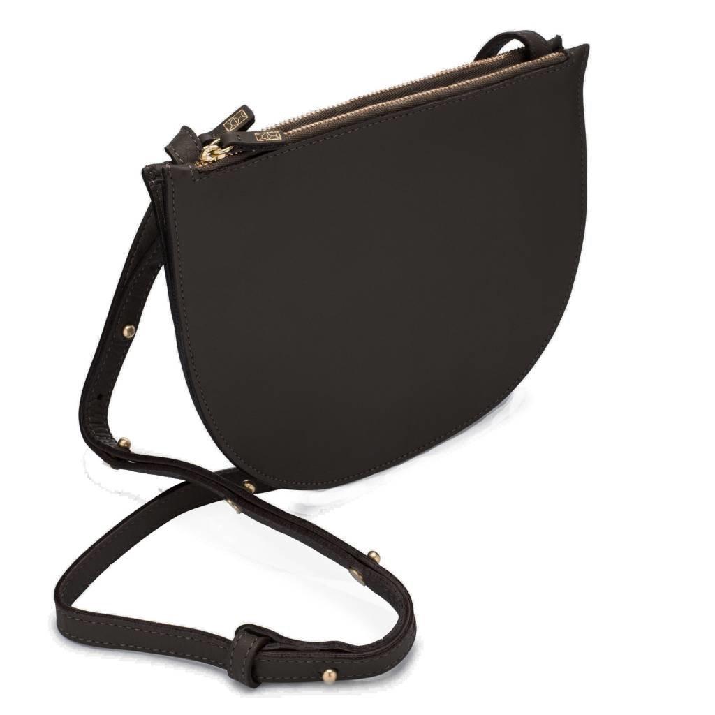 Slim Leather Crossbody