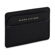 Minor History Leather Metro Wallet