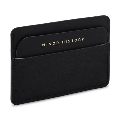 Minor History Leather Metro Wallet