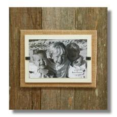 Beach Frames Reclaimed Wood Frame for 4x6 Photo