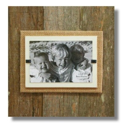 Reclaimed Wood Frame for 4x6 Photo