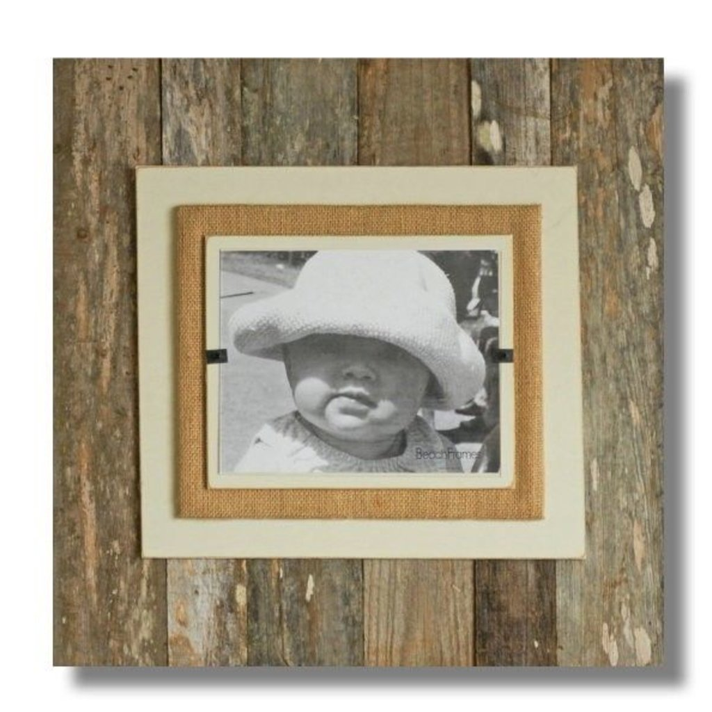Reclaimed Wood Frame for 8x10 Photo
