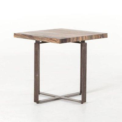 Primavera Wood Side Table
