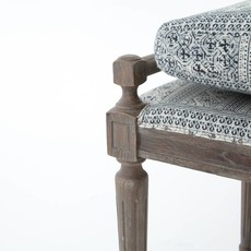 """67"""" Batik Bench"""
