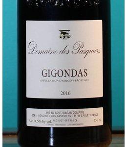 Domain Des Pasquiers Gigondas 2015