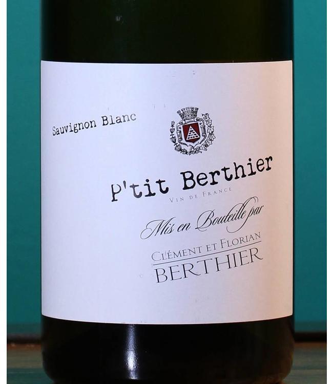 Clement et Florian Berthier, L'Instant Sauvignon Blanc 2020