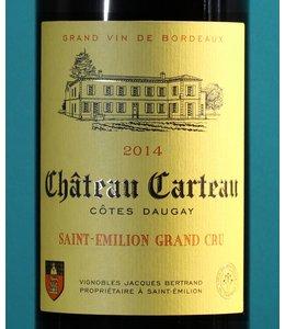 Château Carteau Saint Emilion Grand Cru 2016