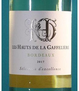 Les Hauts de La Gaffeliere, Bordeaux White 2017