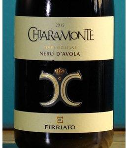 Firriato, Chiaramonte Nero d'Avola 2015
