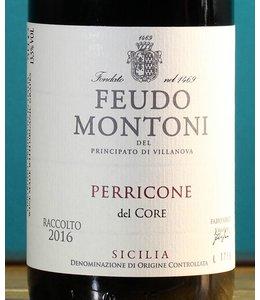 Feudo Montoni, Sicilia Perricone Vigna del Core 2016