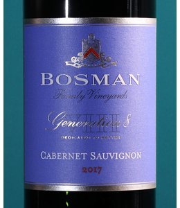 Bosman Family Vineyards, Cabernet Sauvignon 2017