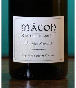Bourcier-Martinot, Mâcon 2018