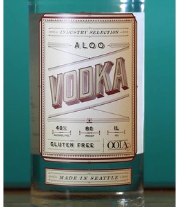 OOLA Distillery, Aloo Vodka (1 liter)