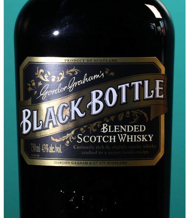 Gordon Graham's Original Black Bottle, Blended Scotch Whisky