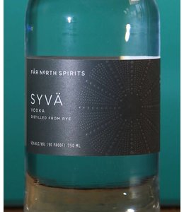 Far North Spirits, Syvä Vodka