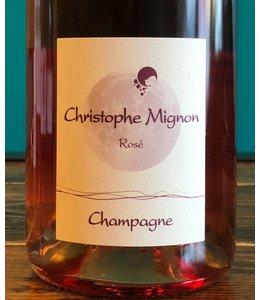 Christophe Mignon, Pur Meunier Brut Rosé NV