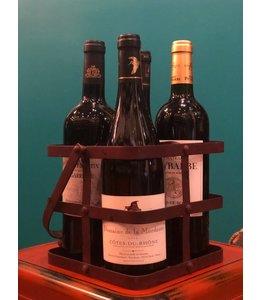 Regions of France - 4 bottles