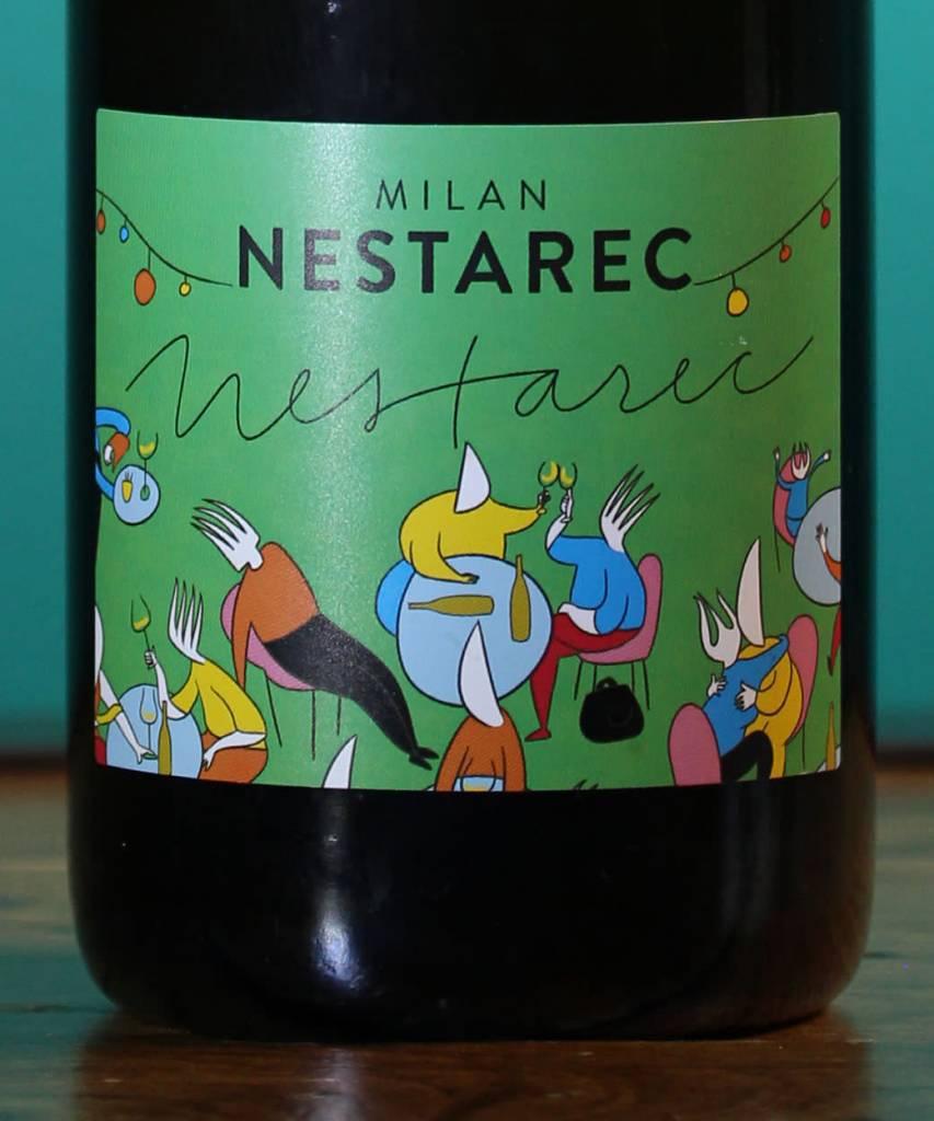Milan Nestarec Forks Knives White 2016 D Vino