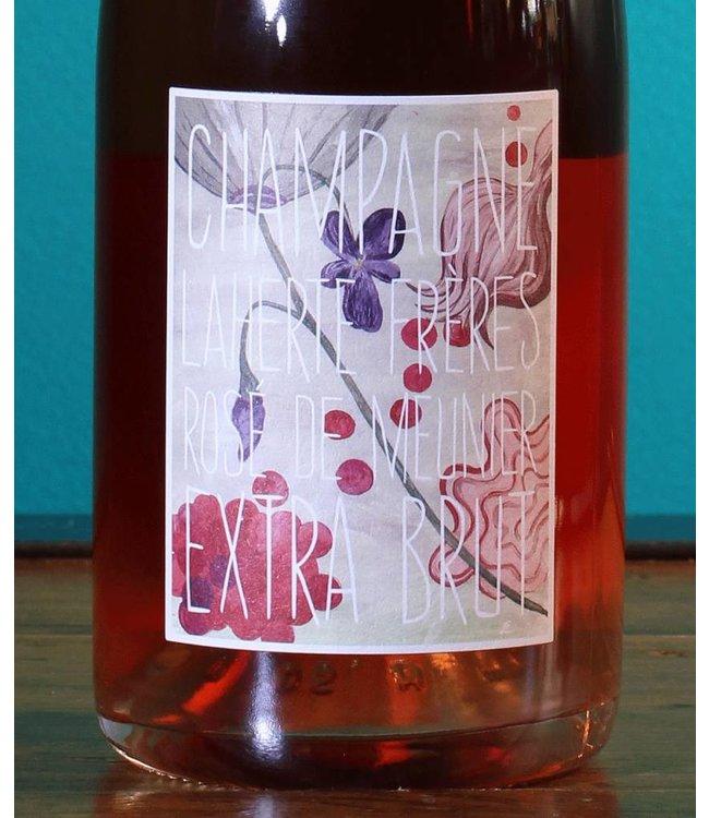 Laherte Freres Rosé de Meunier Extra Brut NV