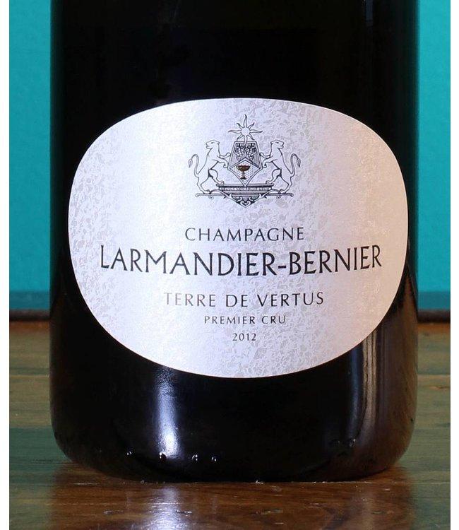 Larmandier-Bernier, Champagne Terre de Vertus Non-Dosé 1er Cru 2013
