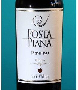 Cantine Paradiso, Posta Piana Puglia Primitivo 2017
