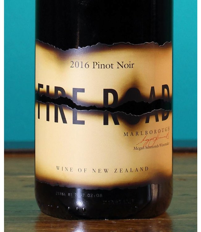 Fire Road, Pinot Noir 2017