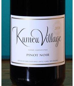 Kumeu River, Pinot Noir Kumeu Village 2018