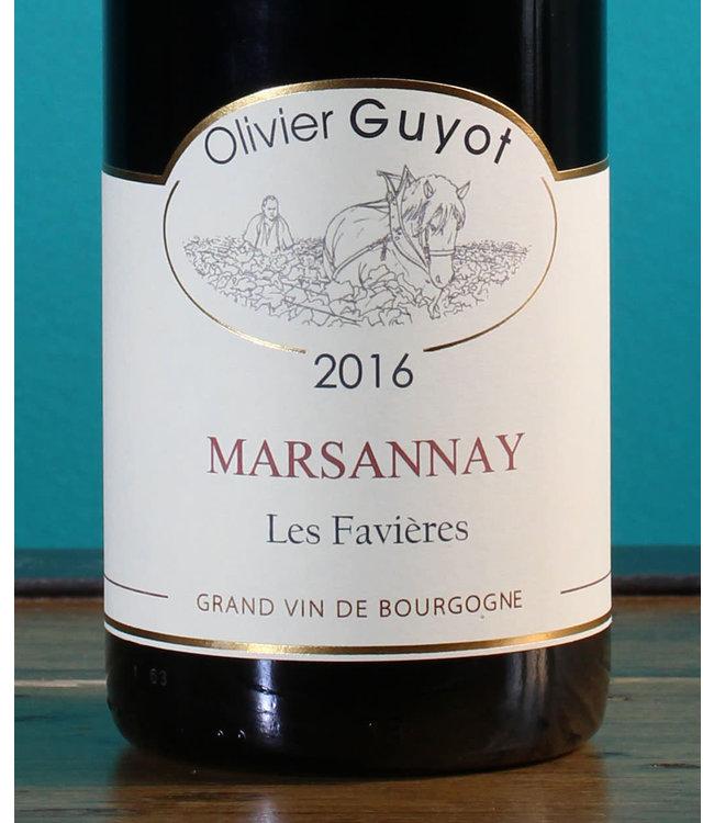 Domaine Olivier Guyot, Marsannay Les Favières 2016