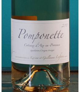 Sulauze Aix en Provence Rosé Pomponette 2018