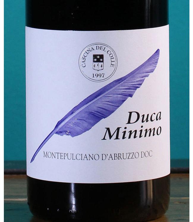 Cascina del Colle, Montepulciano d'Abruzzo Duca Minimo 2019