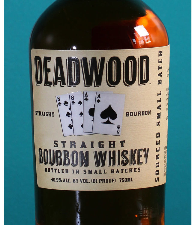 Proof & Wood, Deadwood Straight Bourbon